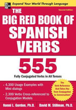 Big Red Book of Spanish Verbs - Ronni L. Gordon