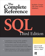 SQL : the Complete Reference - James R. Groff