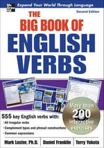 The Big Book of English Verbs - Mark Lester