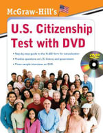 McGraw-Hill's U.S. Citizenship Test - Karen Hilgeman