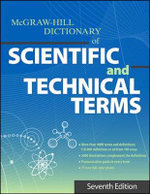 The McGraw-Hill Dictionary of Scientific and Technical Terms - McGraw-Hill Education