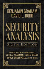 Security Analysis - Benjamin Graham