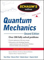 Schaum's Outline of Quantum Mechanics - Yoav Peleg