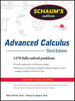 Schaum's Outline of Advanced Calculus : Schaum's Outline Series - Robert C. Wrede