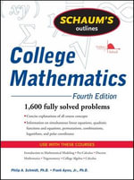 Schaum's Outline of College Mathematics - Philip Schmidt