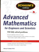 Schaum's Outline of Advanced Mathematics for Engineers and Scientists : Schaum's Outline Series - Murray R. Spiegel