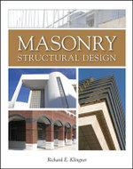 Masonry Structural Design - Richard E. Klingner