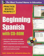 Practice Makes Perfect Beginning Spanish : Set 2 - Ronni L. Gordon