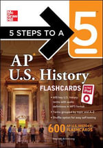 5 Steps to a 5 AP U.S. History Flashcards for Your IPod with MP3/CD-ROM Disk - Stephen Armstrong