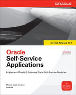 Oracle Self Service Applications - Melanie Anjele Cameron