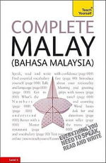 Teach Yourself : Complete Malay - Christopher Byrnes