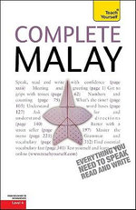 Complete Malay : A Teach Yourself Guide - Christopher Byrnes
