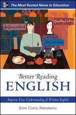 Better Reading English : Better Reading - Jenni Currie Santamaria