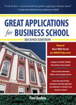 Great Applications for Business School, Second Edition - Paul Bodine