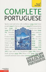 Complete Portuguese :  A Teach Yourself Guide - Manuela Cook