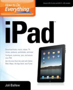 How to Do Everything IPad - Joli Ballew