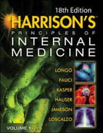 Harrison's Principles of Internal Medicine : Harrison's Principles of Internal Medicine (2v.) - Dan L. Longo