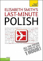 Last-Minute Polish, Level 1 : Last-Minute Polish - Elisabeth Smith