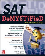 SAT DeMYSTiFieD :