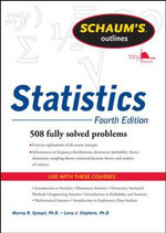 Schaums Outline of Statistics - Murray R. Spiegel