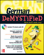 German Demystified 2nd Edition : The Demystified Series - Ed Swick