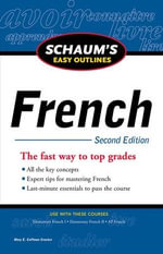 Schaum's Easy Outline of French : 2nd Edition - Mary E. Coffman Crocker