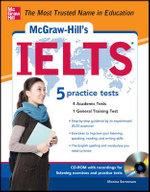 McGraw-Hill's IELTS with Audio CD : McGraw-Hill's IELTS (W/CD) - Monica Sorrenson