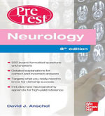 Neurology PreTest Self-Assessment And Review, Eighth Edition - David Anschel