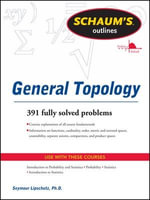 Schaums Outline of General Topology - Seymour Lipschutz