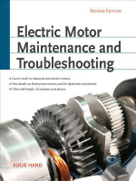 Electric Motor Maintenance and Troubleshooting, 2nd Edition - Augie Hand