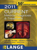 CURRENT Medical Diagnosis and Treatment 2011 - Stephen J. McPhee