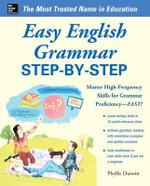 Easy Grammar Step-by-Step - Phyllis Dutwin