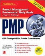 PMP Project Management Professional Study Guide : Certification Press - Joseph Phillips