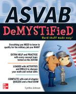 ASVAB Demystified : The Demystified Series - Cynthia Johnson