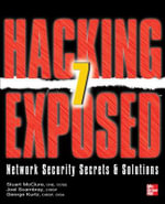 Hacking Exposed 7 : Network Security Secrets and Solutions - Stuart McClure