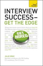 Interview Success : Get the Edge - Julie Gray