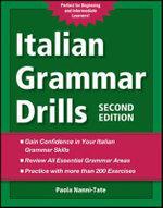 Italian Grammar Drills - Paola Nanni-Tate