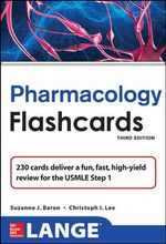 Lange Pharmacology Flash Cards : 3rd Edition - Suzanne Baron