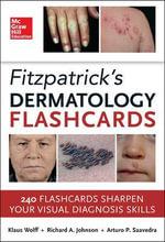 Fitzpatricks Dermatology Flash Cards - Klaus Wolff