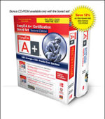 CompTIA A+ Certification Boxed Set (Exams 220-801 & 220-802) - Jane Holcombe