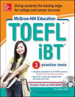 McGraw-Hill's TOEFL IBT with CD-ROM - Tim Collins