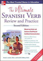 The Ultimate Spanish Verb Review and Practice : Ultimate Review and Practice - Ronni L. Gordon