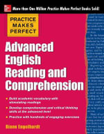 Practice Makes Perfect Advanced ESL Reading and Comprehension - Diane Engelhardt