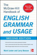 McGraw-Hill Handbook of English Grammar and Usage - Mark Lester