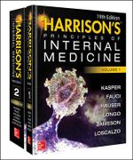 Harrisons Principles of Internal Medicine : Vol 1&2 - Dennis L. Kasper
