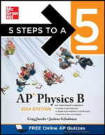 5 Steps to a 5 AP Physics B 2014 - Greg Jacobs