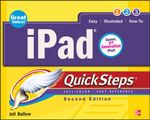IPad QuickSteps : Covers 3rd Gen IPad - Joli Ballew
