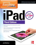 How to Do Everything: IPad : Covers 3rd Gen IPad - Joli Ballew