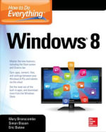How to Do Everything Windows 8 - Eric Butow