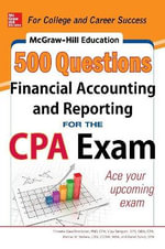 McGraw-Hill's 500 Financial Accounting and Reporting Questions for the CPA Exam - Frimette Kass-Shraibman